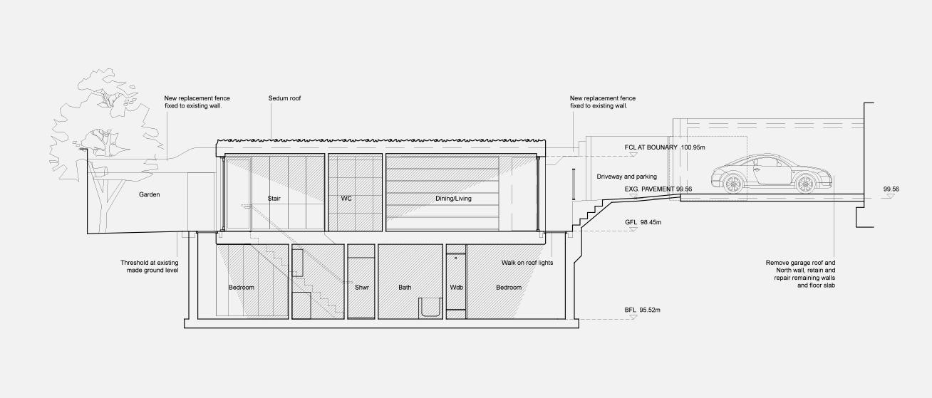 Greenwich new build house architect design