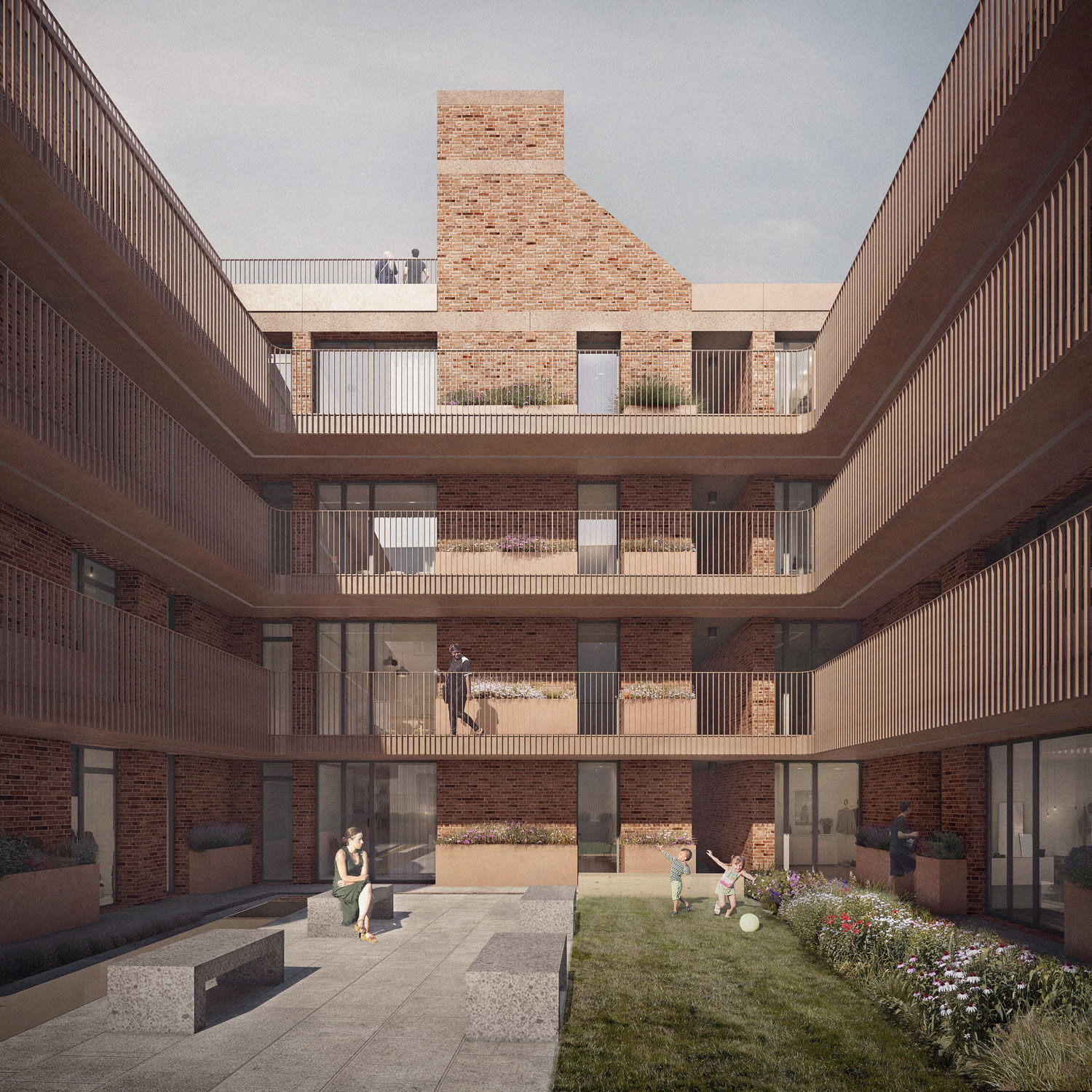 Build To Rent housing in east London: Architecture for London