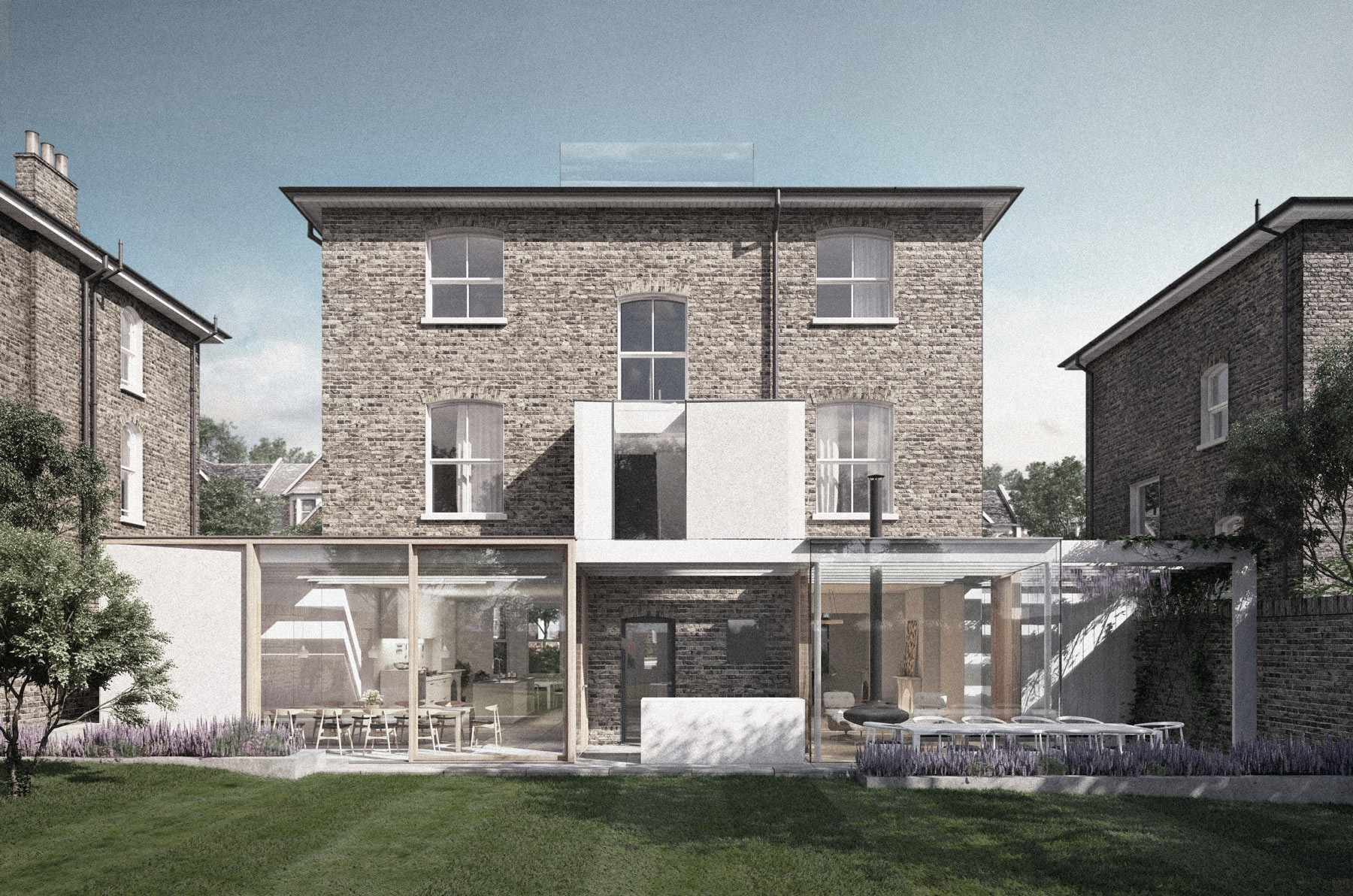 Dartmouth Park house extension costs in London