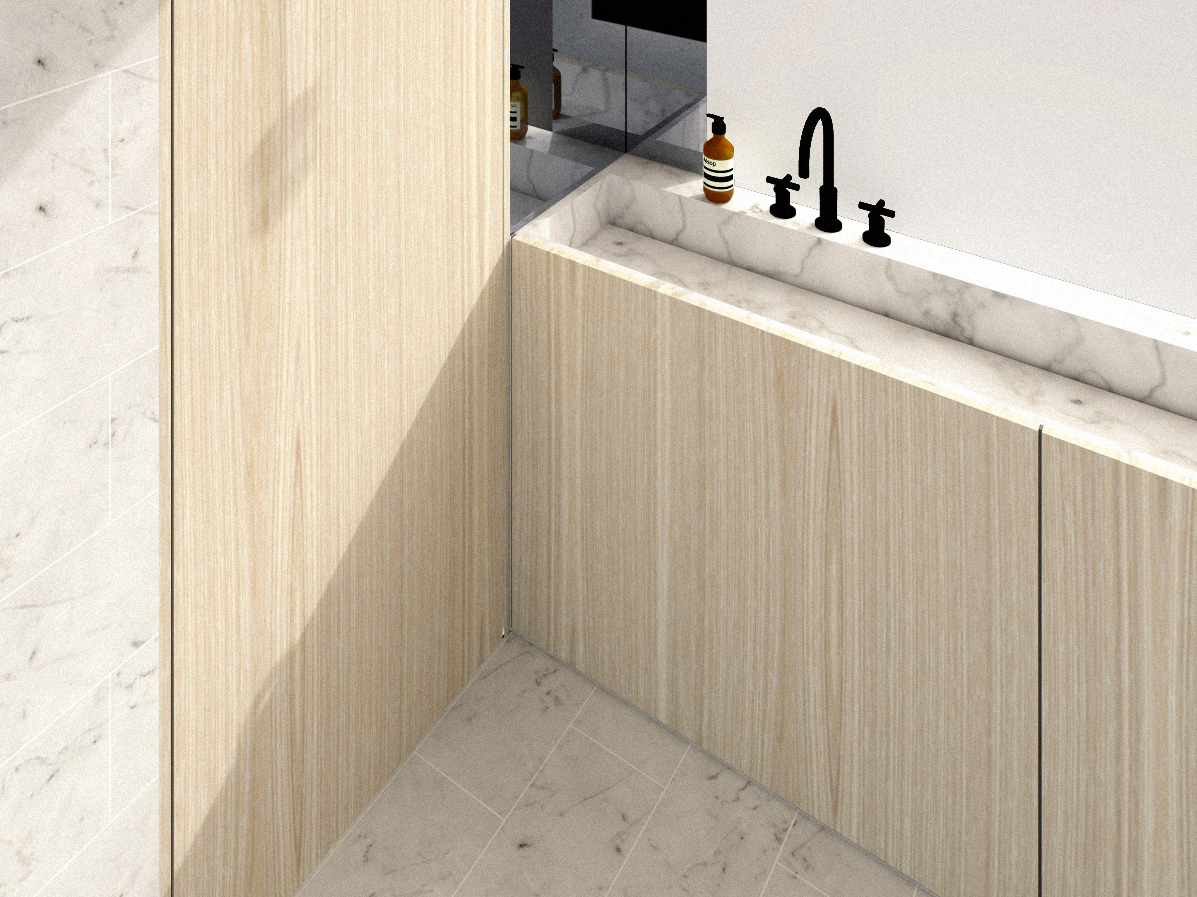Architectural services - Bathroom design