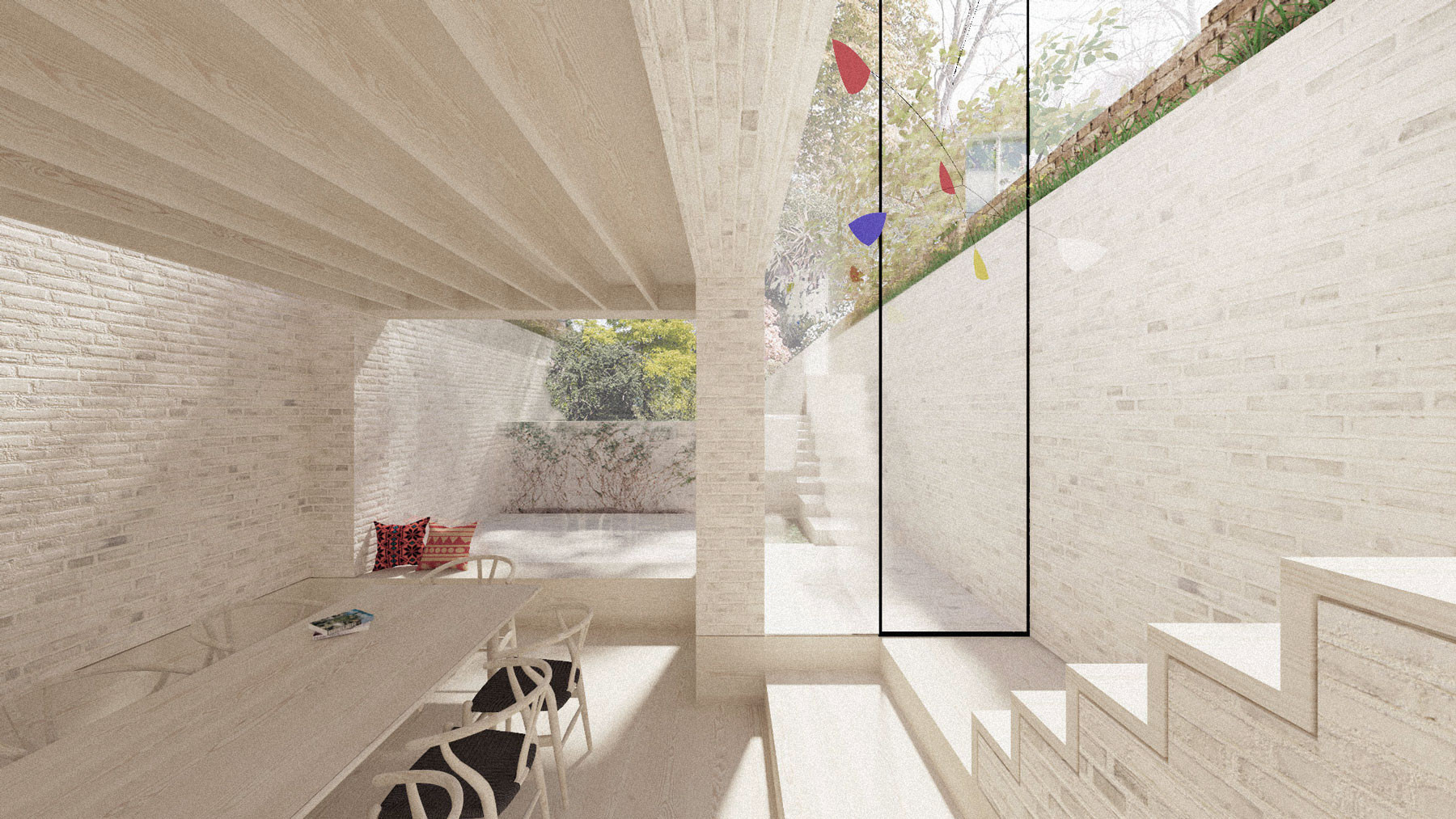 Hackney house extension architect