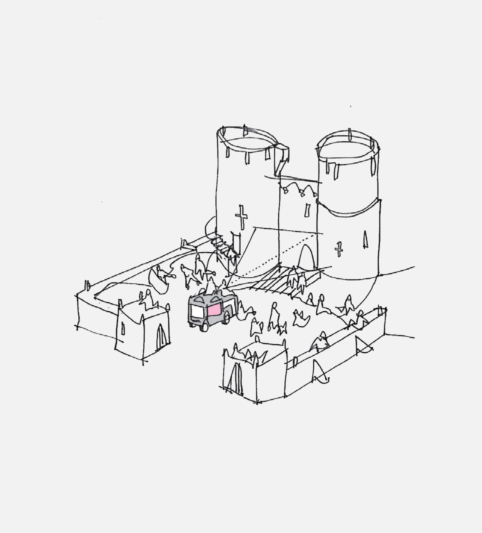 Mobile architecture lab - sketch