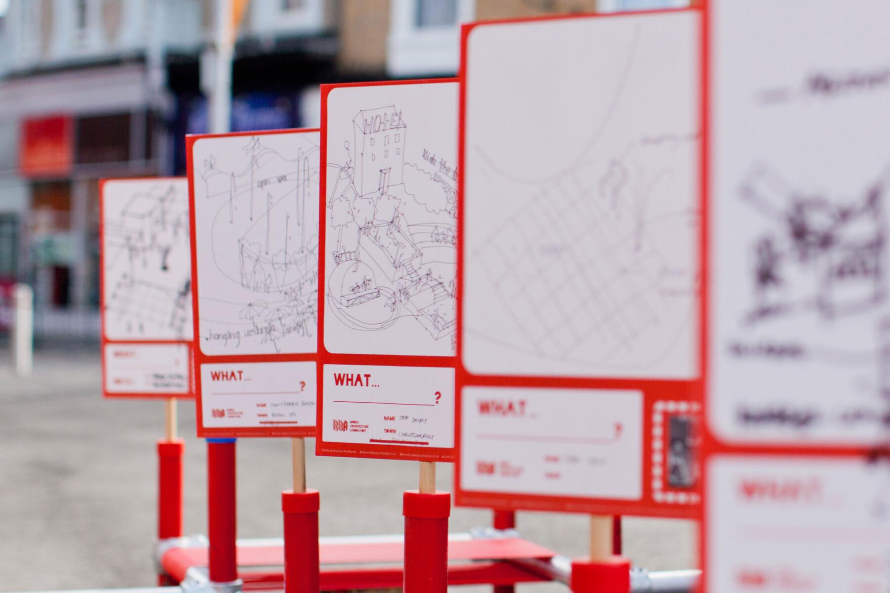 Mobile architecture lab - boards