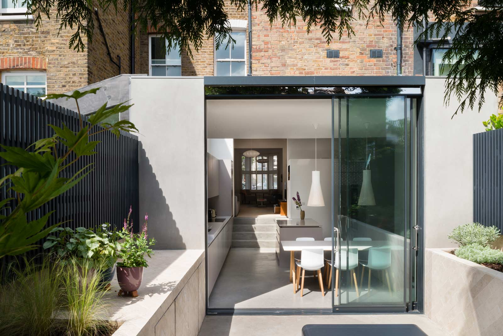 Highbury house extension: north London architects