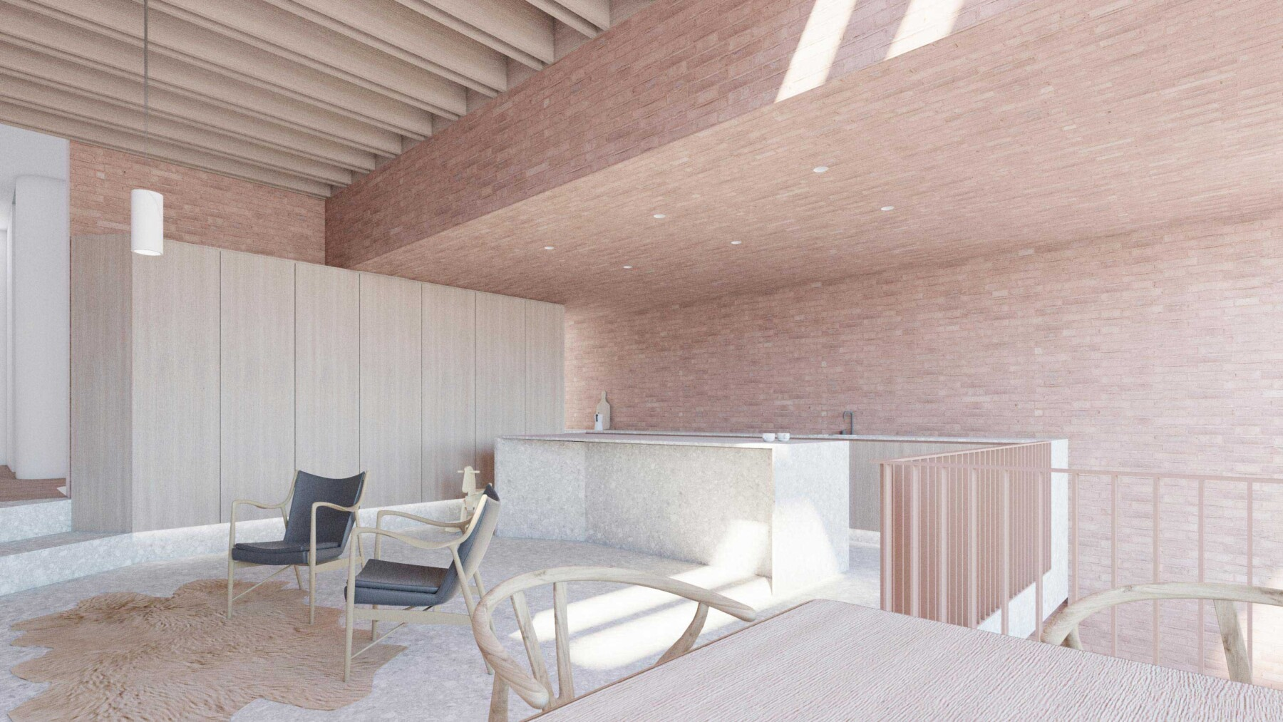Architect designed Highgate house extension and basement, London