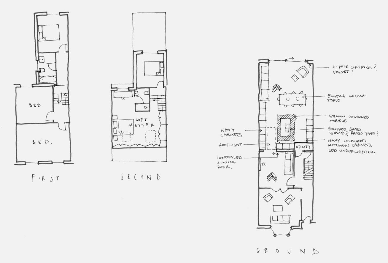 Clapton architect house extension