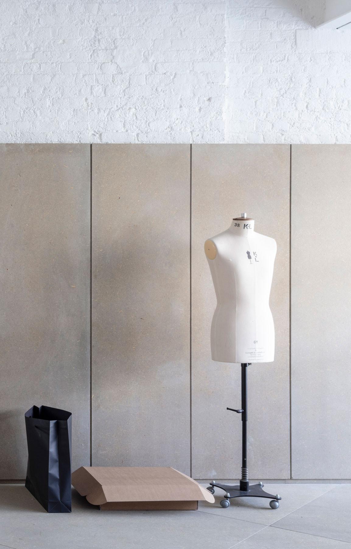 Retail interior design architect