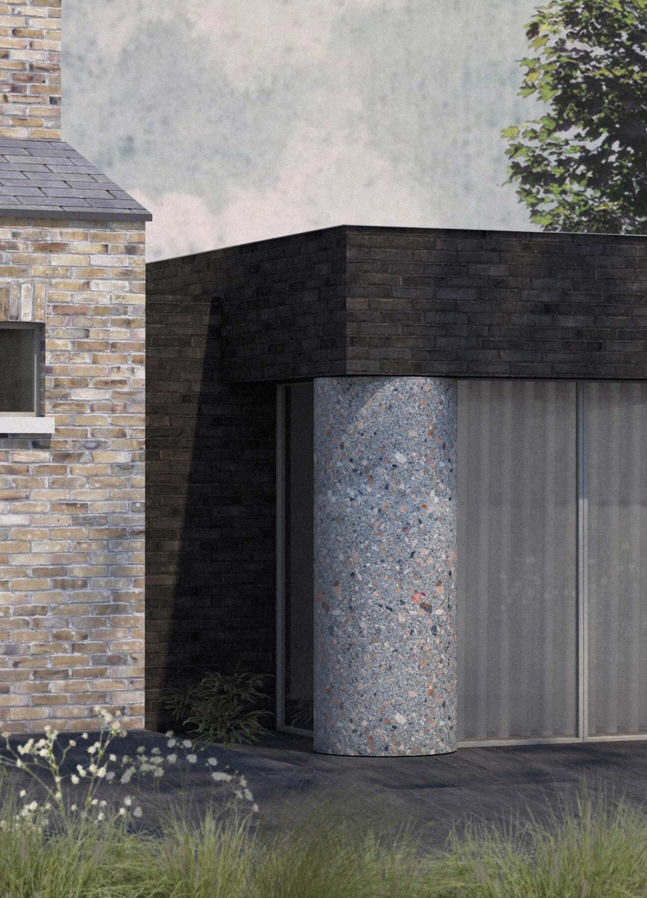 house extension architect in london
