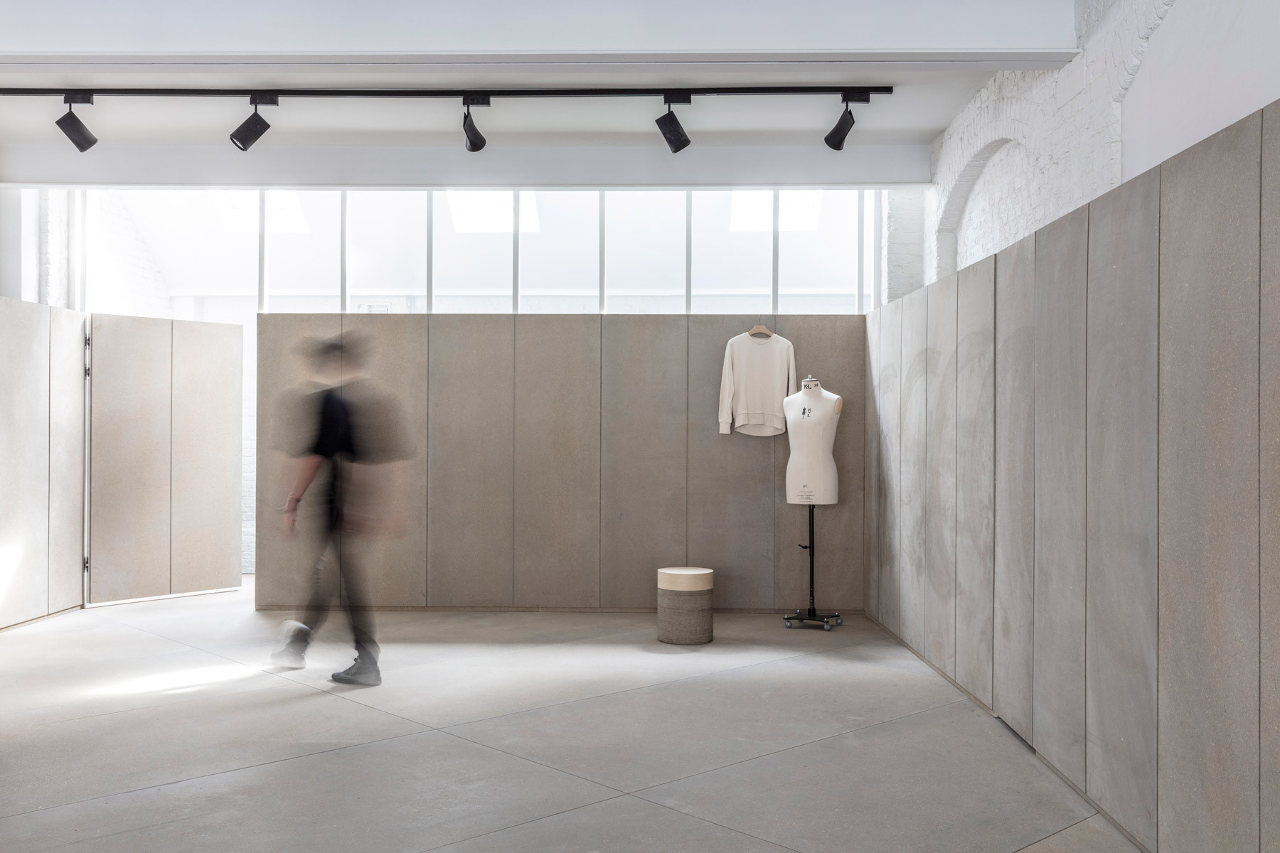 shop interior designer London