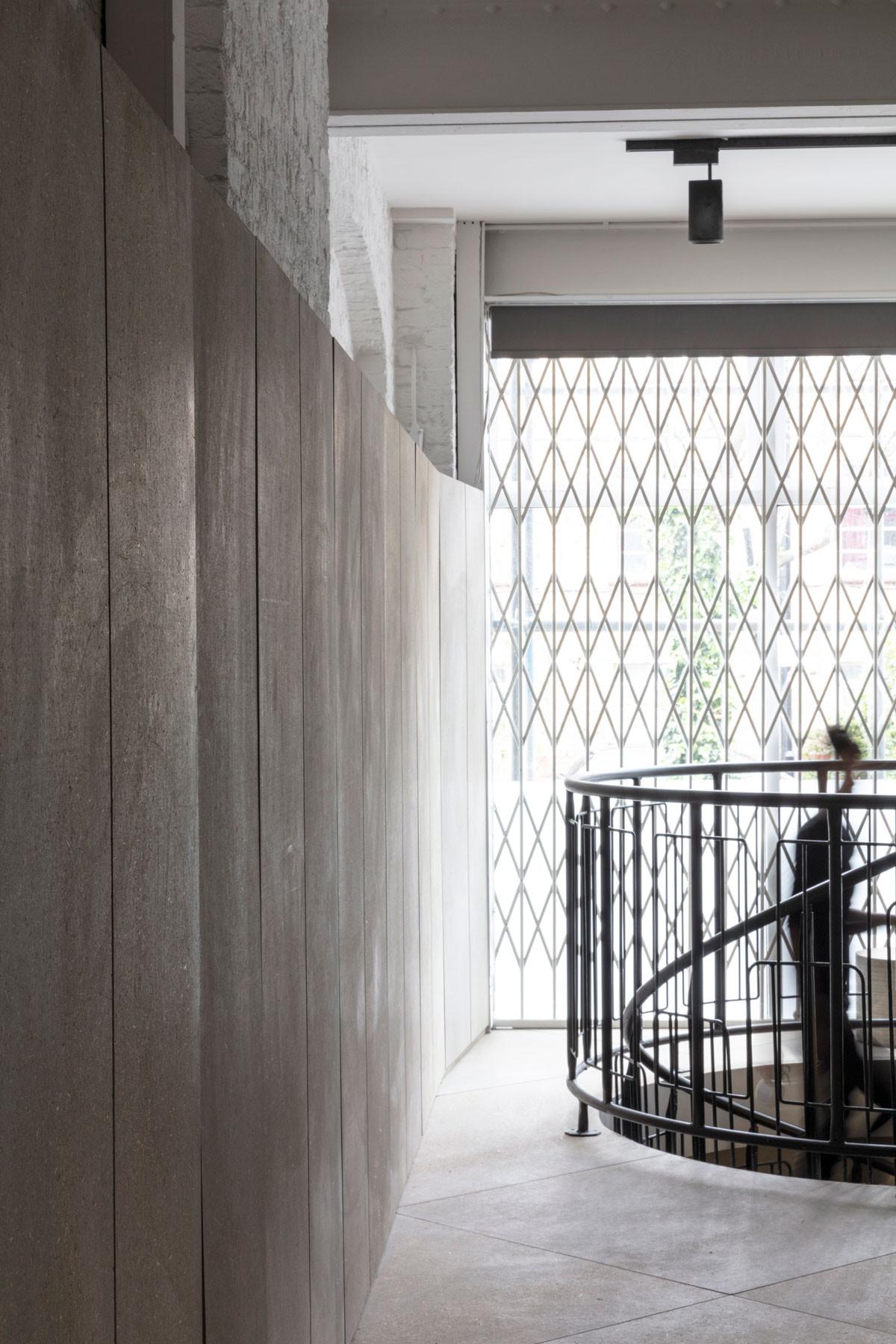 showroom interior design architect London