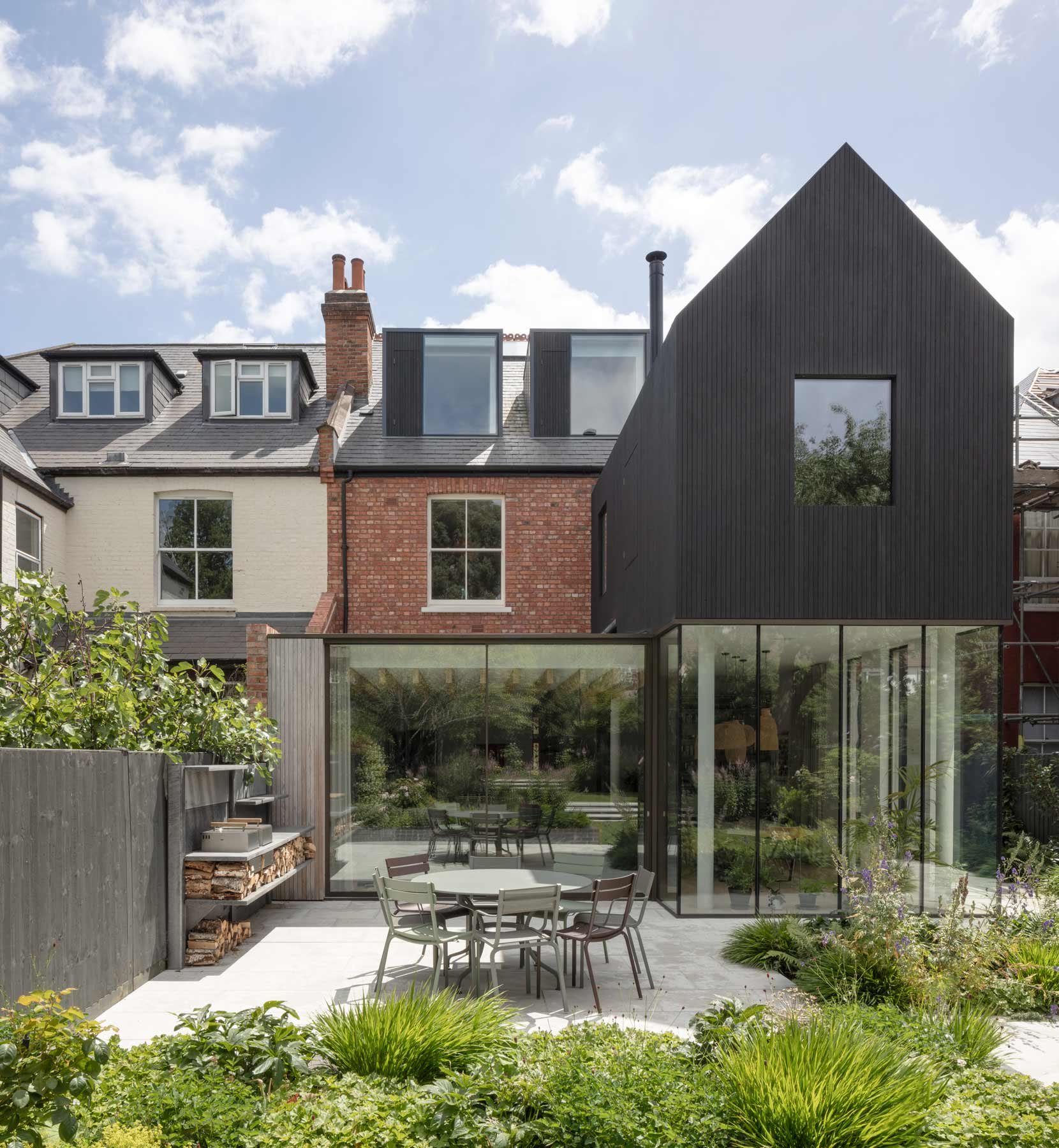 Brondesbury house extension