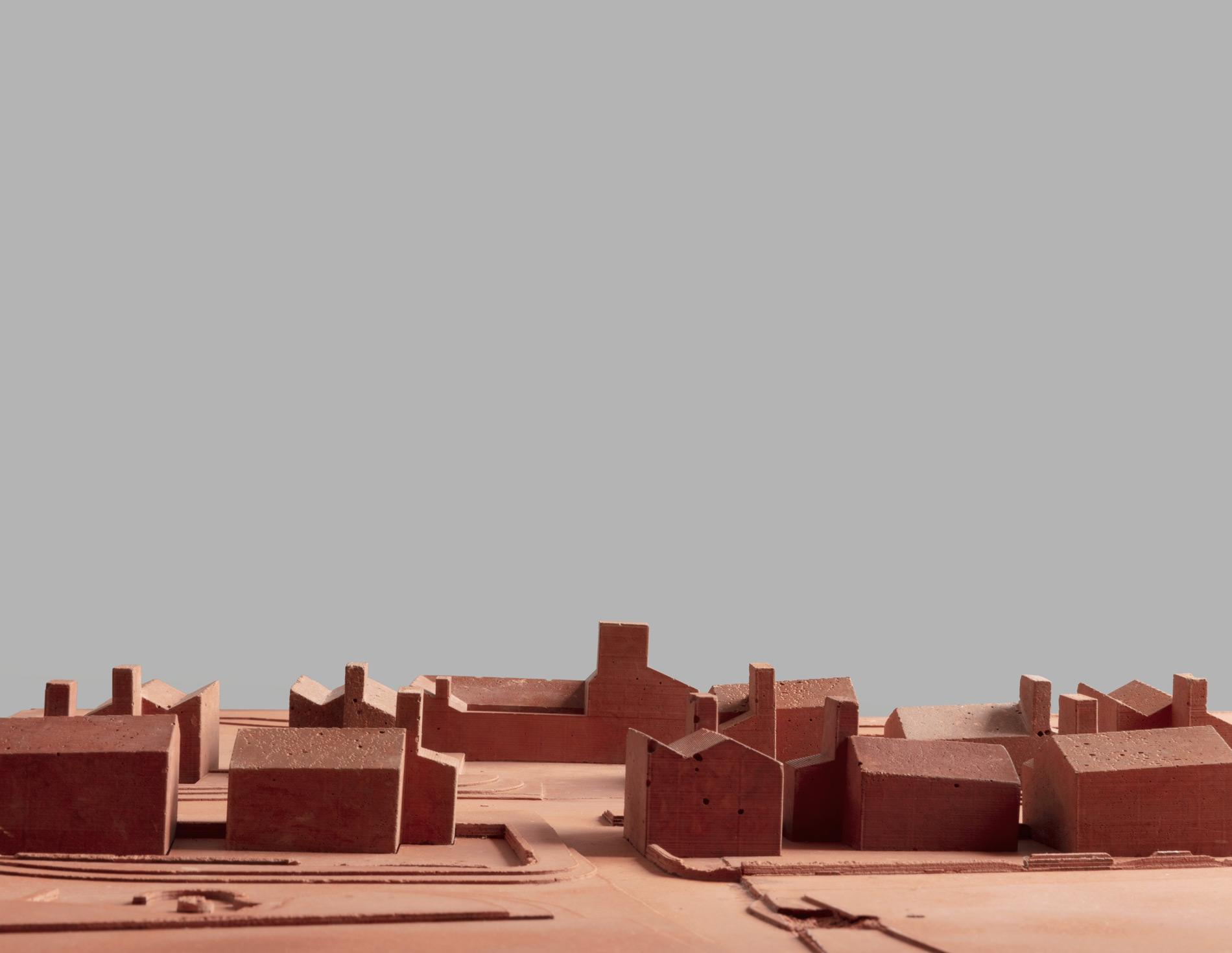 Passivhaus housing architects