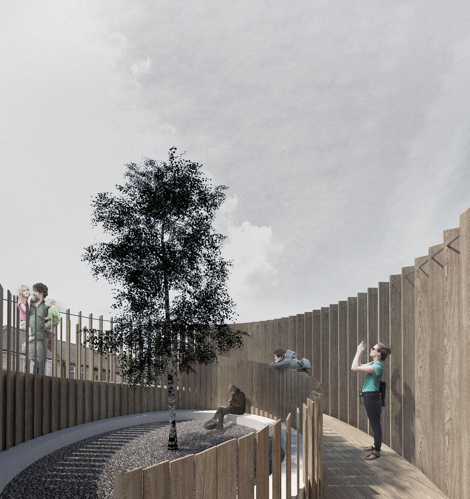 Architect designed installation in Waltham Forest