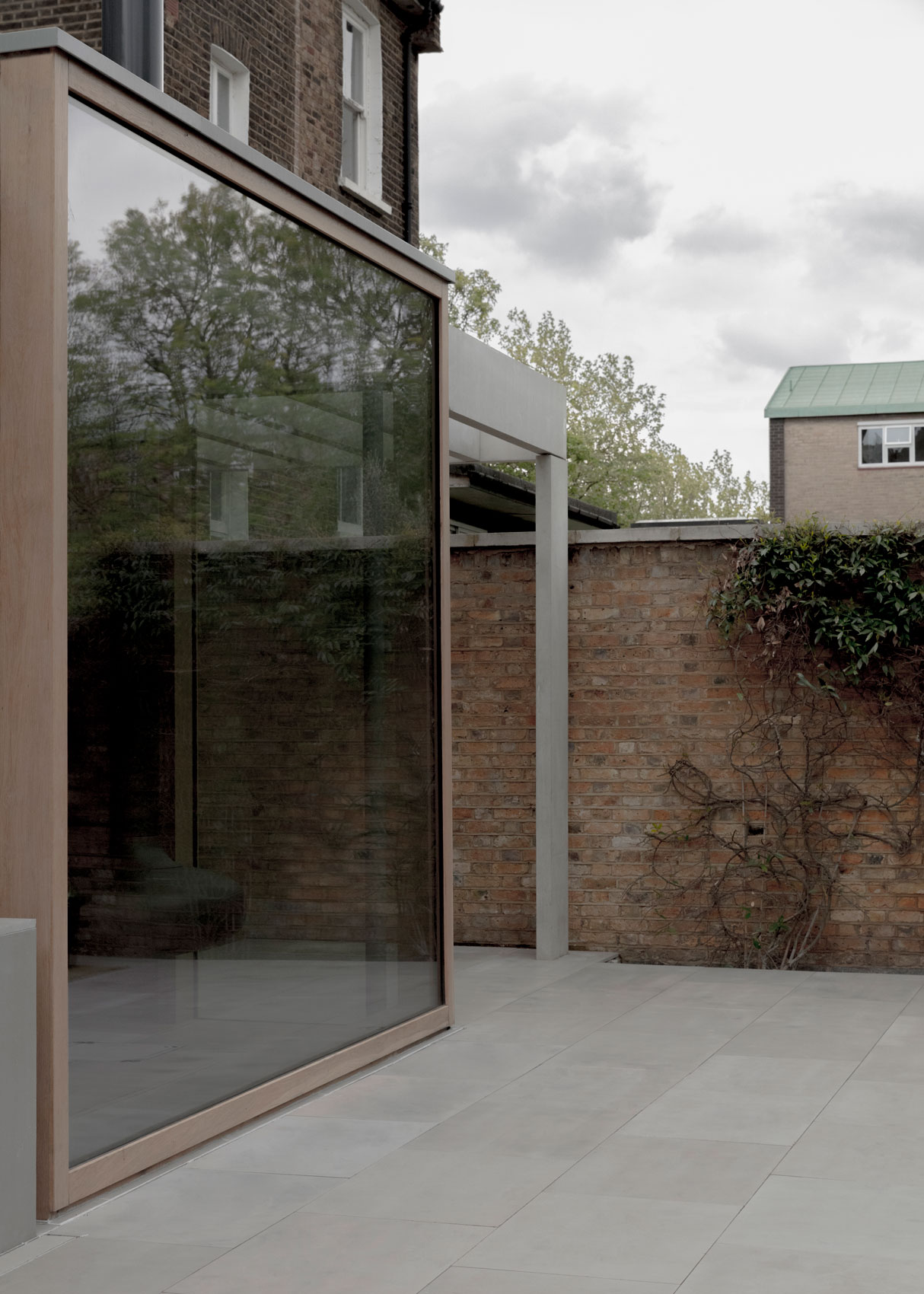 House extension design London