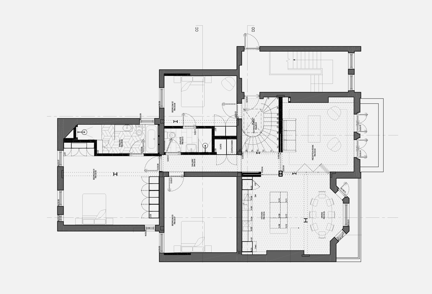 Architect chiswick house extension