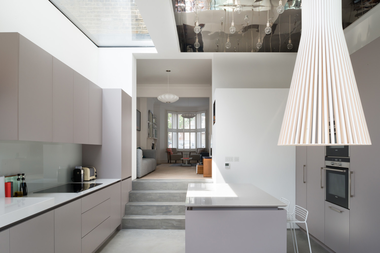 Architect designed highbury house extension