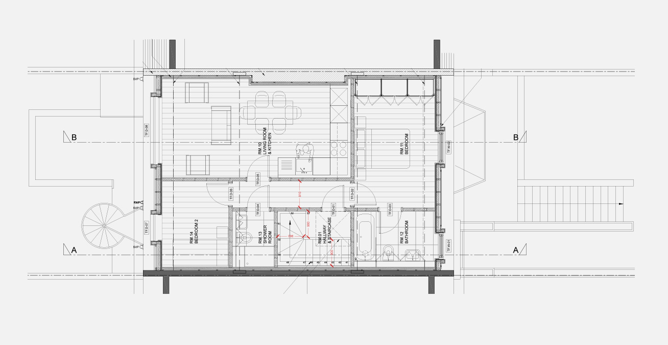 Hammersmith and Fulham house extension architect