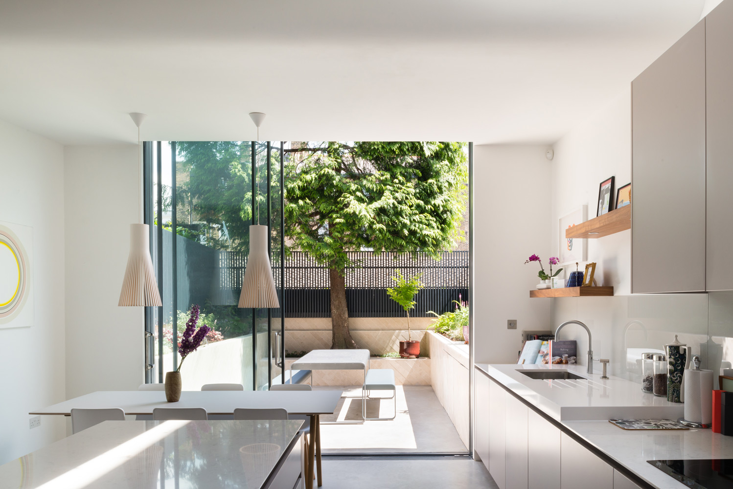 Highbury house extension architect