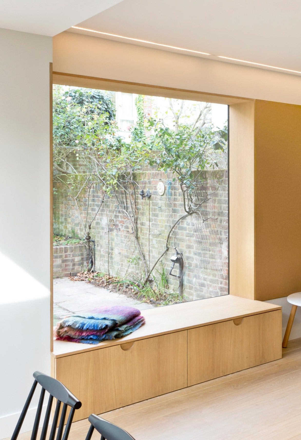 Holland Park house rear extension