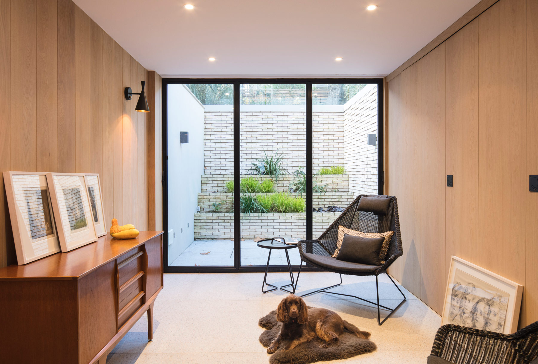 Islington house extension architect Georgian