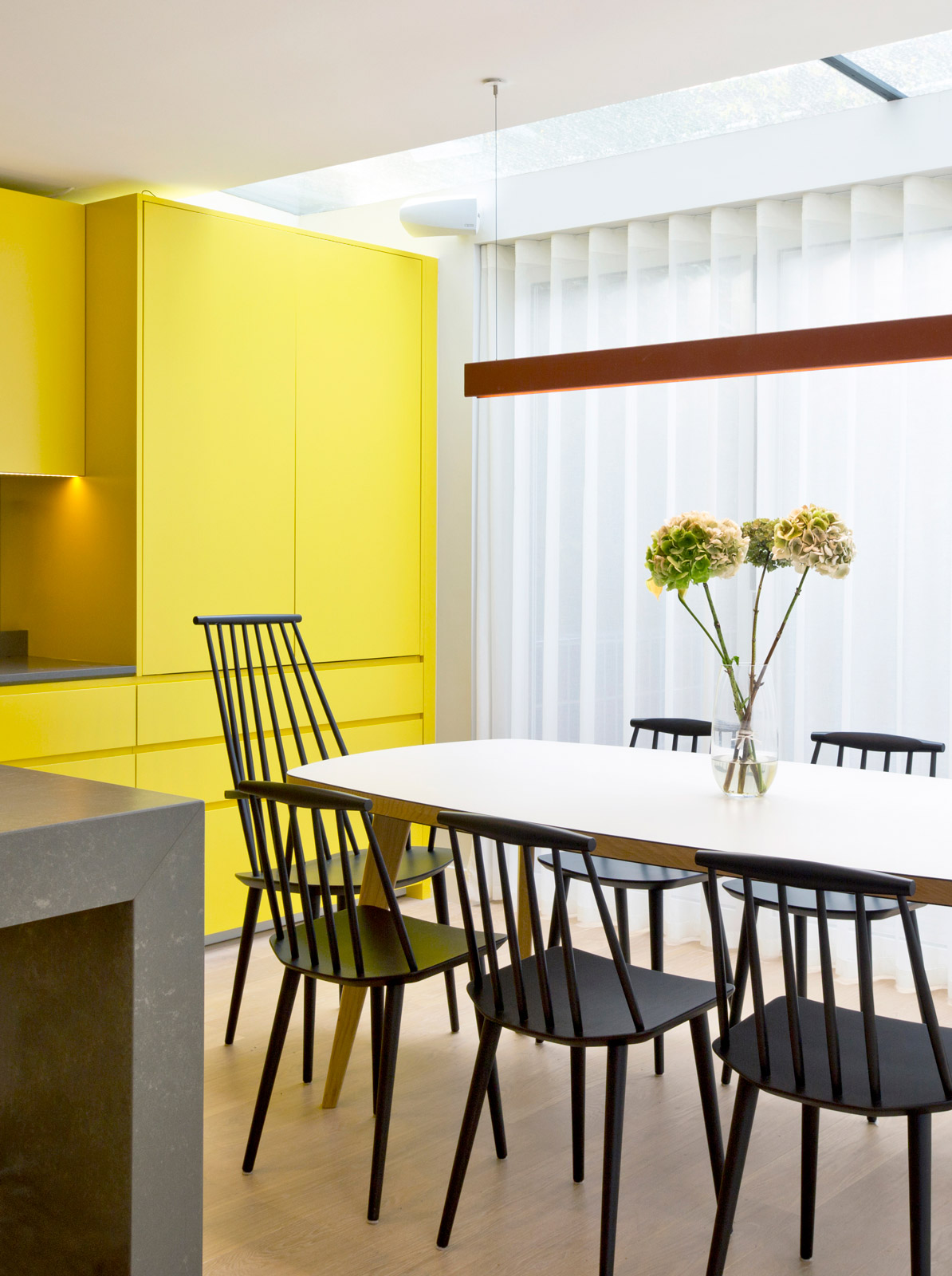 West London architects: house design in Holland Park