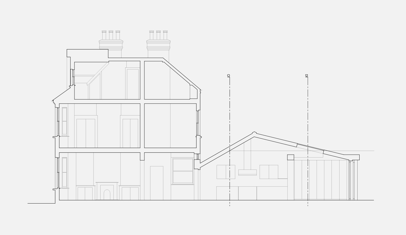 Architect Dulwich house extension
