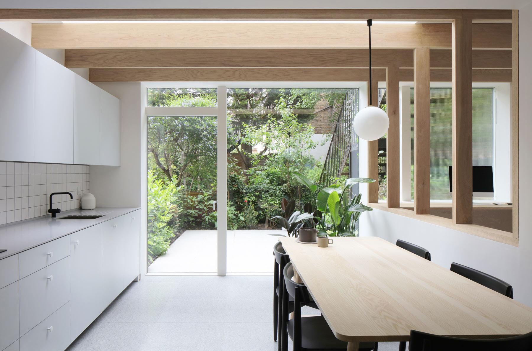 Architect kitchen extension north London