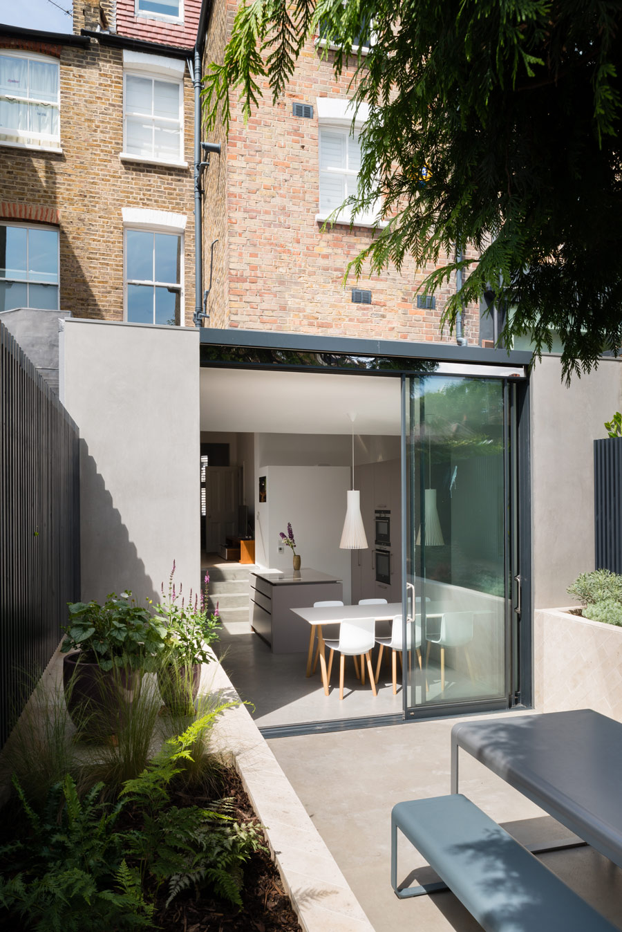 London architect house extensions