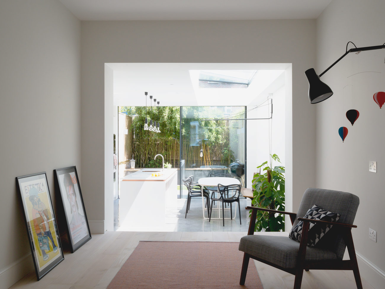 House extension ideas in London — Architecture for London
