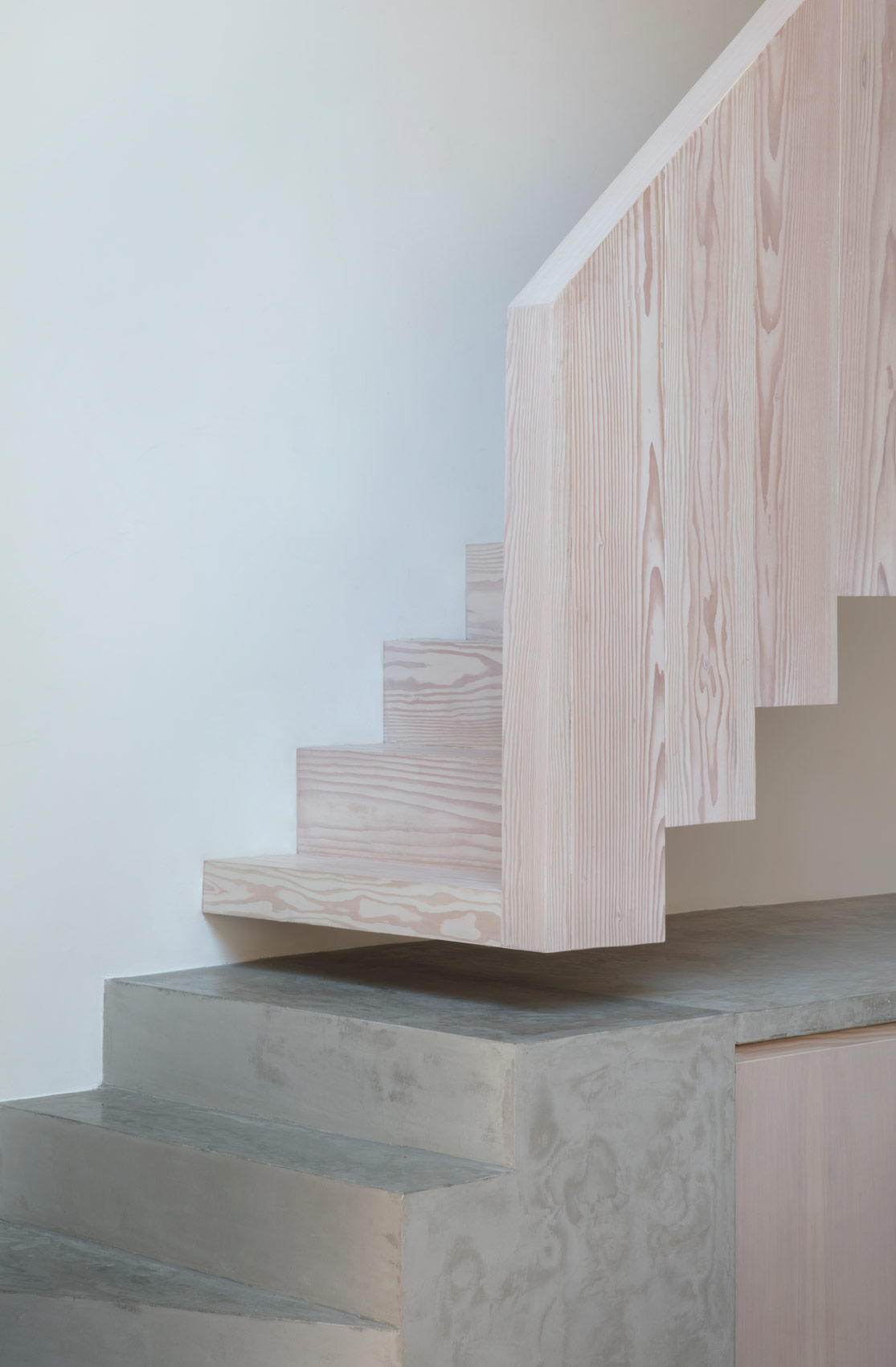 Architect design timber stair ideas
