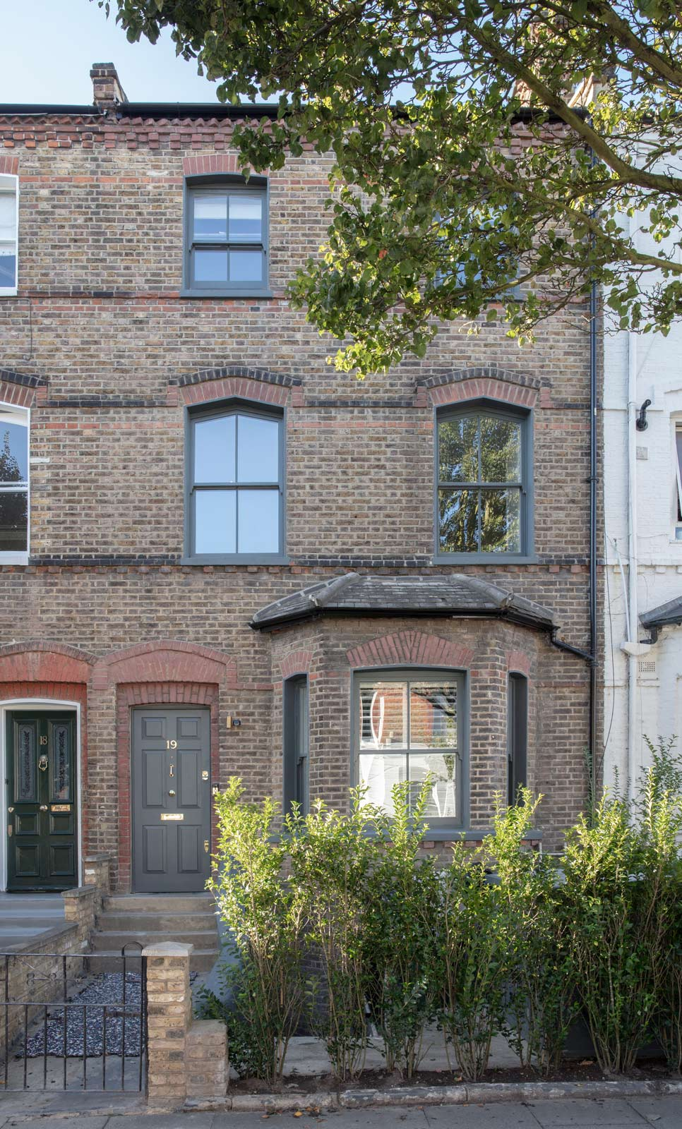 Hammersmith fulham house extension architect