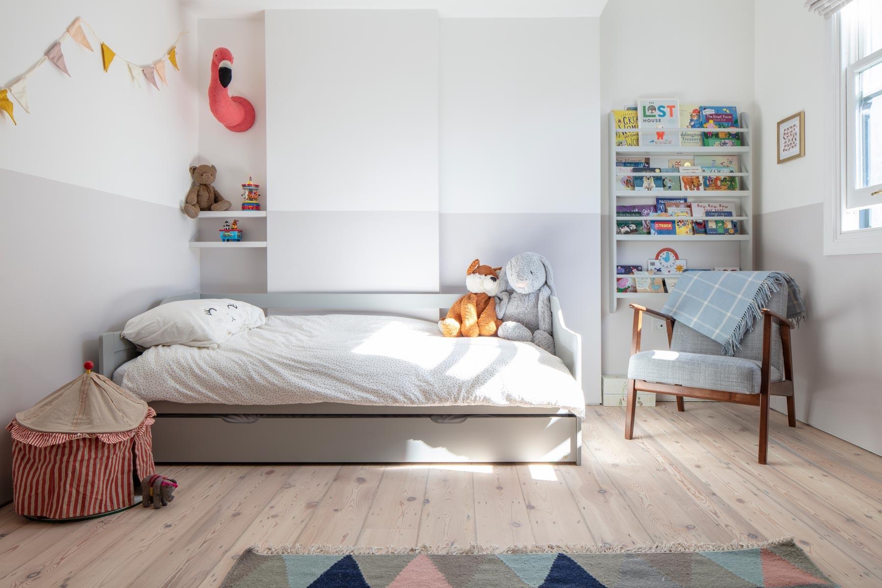 London interior design kids bedroom