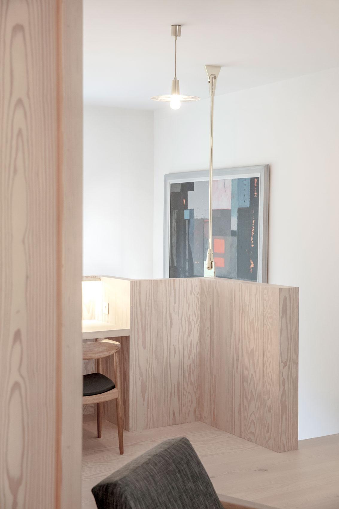 architect designed house douglas fir