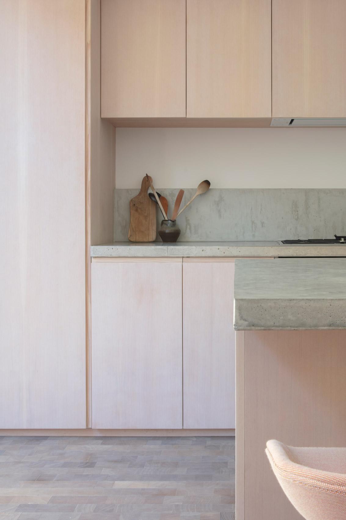architect designed kitchen victorian house