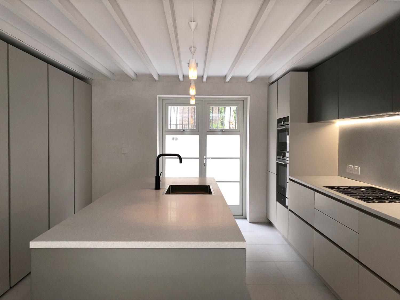 kitchen extensions london