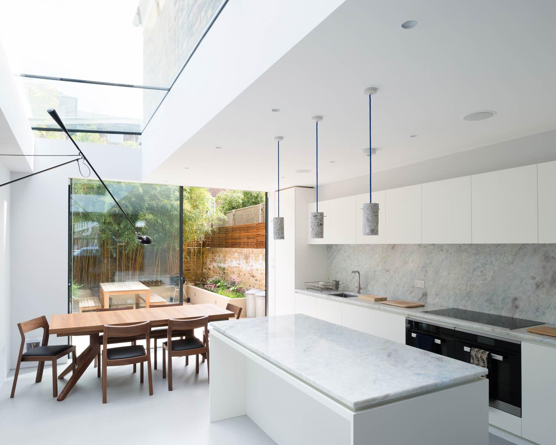 kitchen extensions: side return