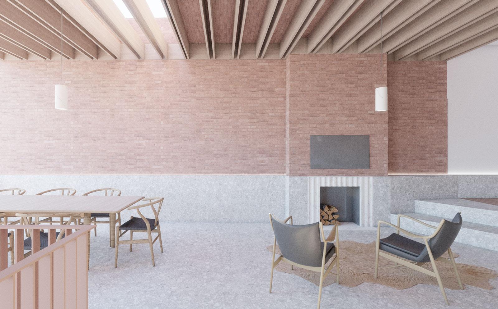 Basment extension architect highgate