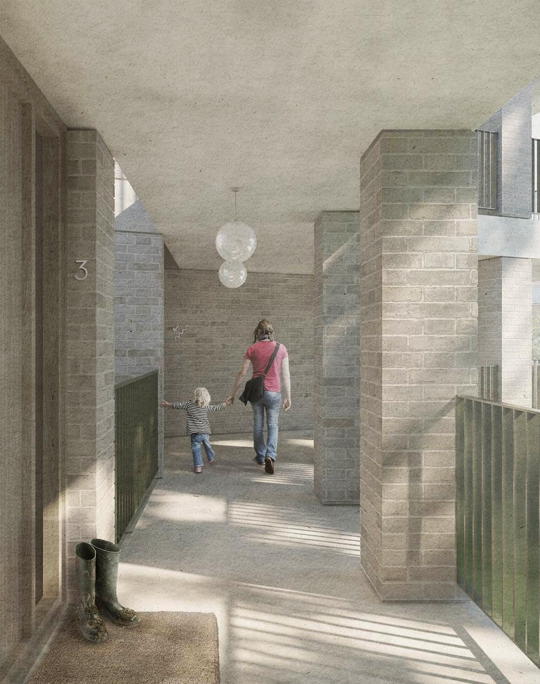 Housing design london architect