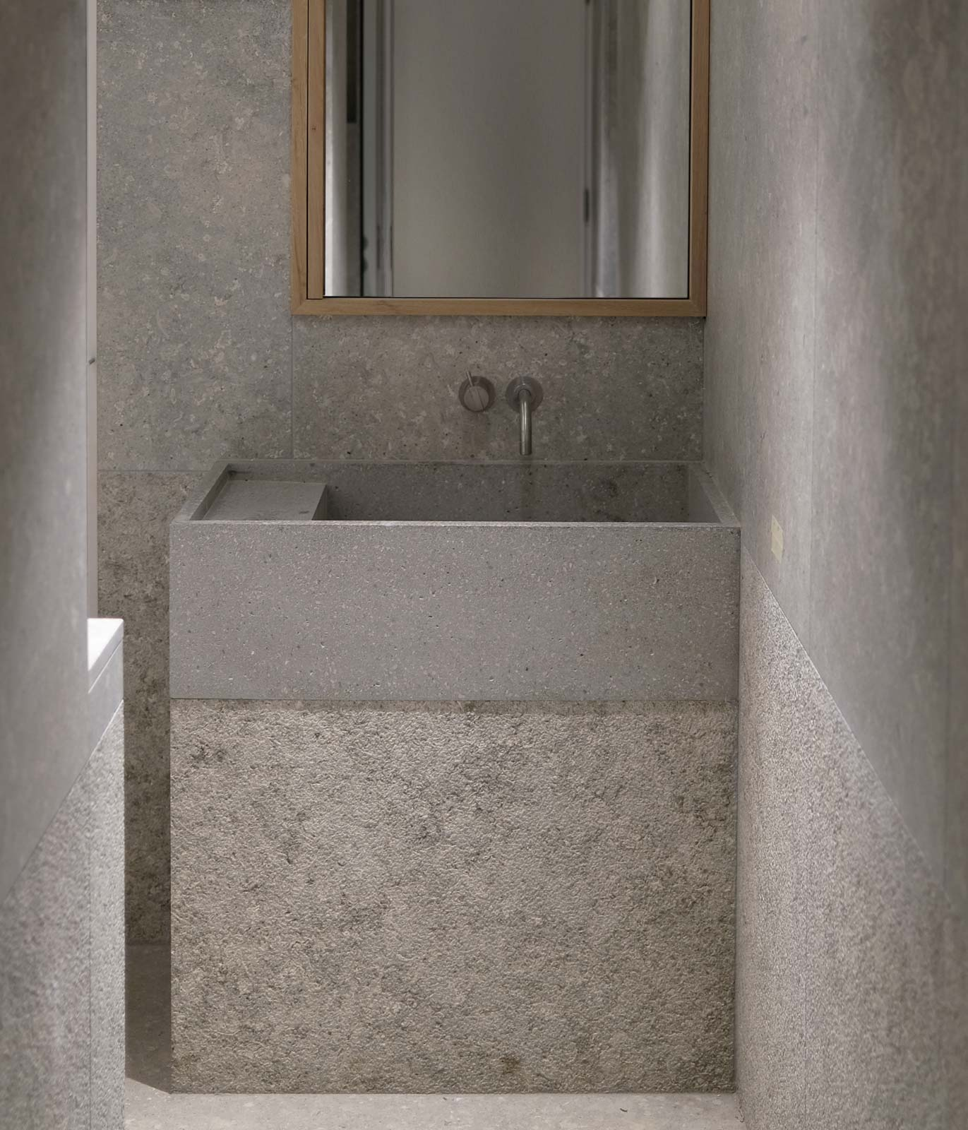 concrete sink design